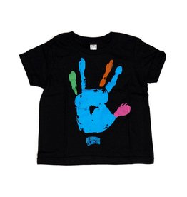 Billionaire Boys Club BB Kids Hand Print Tee