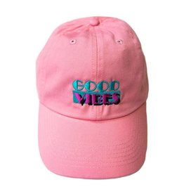 Alias Good Vibes Dad Hat