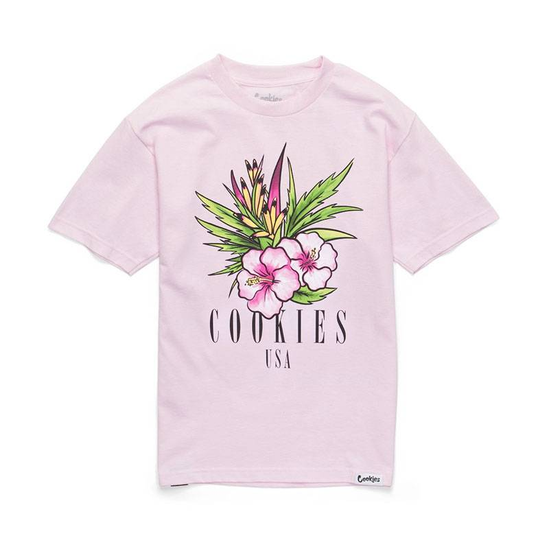 Cookies High Biscus Tee