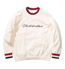 Undefeated Undefeated LS Raglan Crew