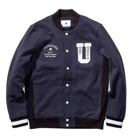 Undefeated Undefeated Fleece Varsity Jacket