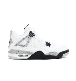"Jordan Retro 4 ""White Cement"""