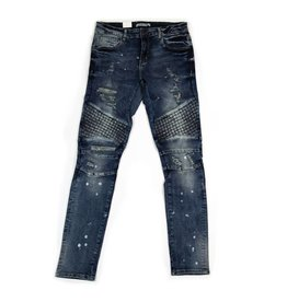 Embellish NYC Turkish Biker Denim