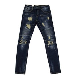 Embellish NYC Andre Biker Denim
