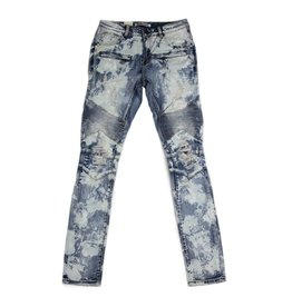 Embellish NYC Phantom Biker Denim