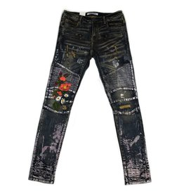 Embellish NYC Cookie Biker Denim