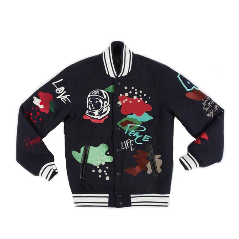 Billionaire Boys Club BB Mars Jacket - Hidden Hype ...