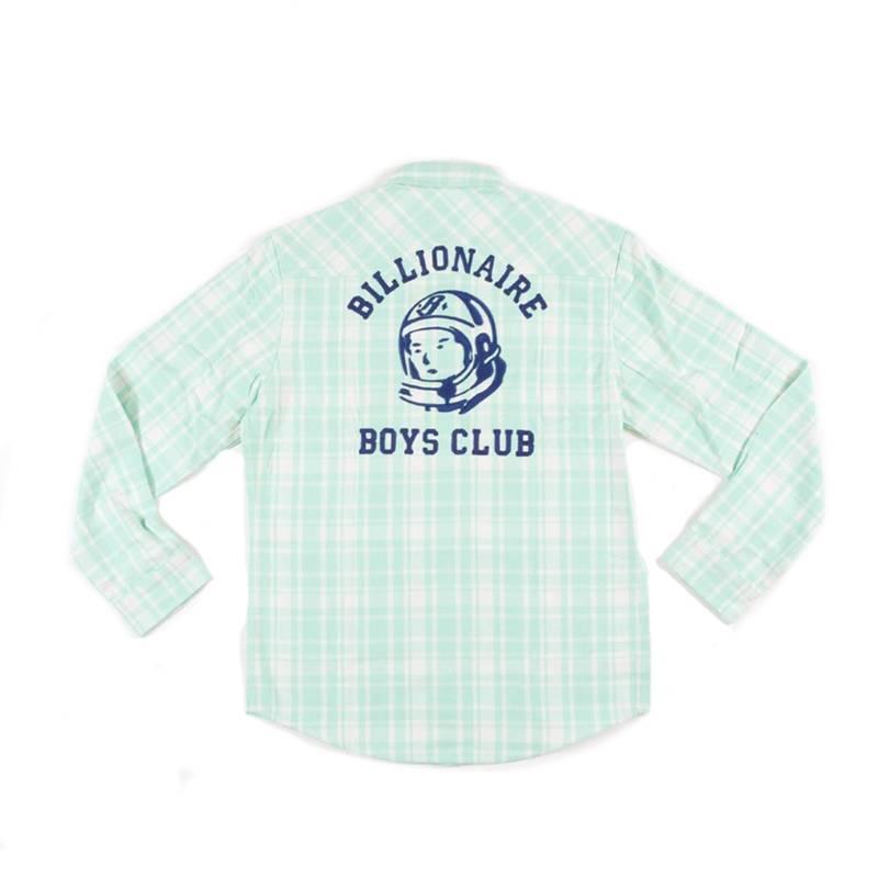 Billionaire Boys Club Billionaire Boys Club Checks LS Woven