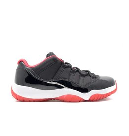"Jordan Retro 11 Low ""Bred"""