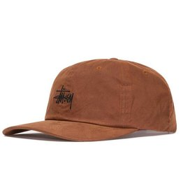 Stussy Stussy Wax Cotton Low Pro Cap