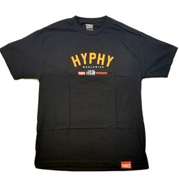 Thizz Thizz Hyphy Worldwide Tee
