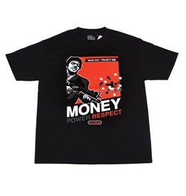 Retro Kings Scarface 8 Bit Tee