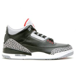 "Jordan Retro 3 ""Black Cement"" CDP"