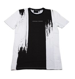 Criminal Damage Criminal Damage Stroke Tee