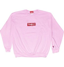 Thizz Thizz Box logo Crewneck