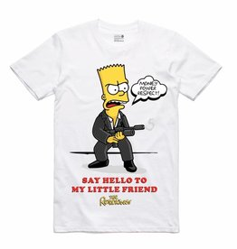 Retro Kings Retro Kings Scarface Bart Tee
