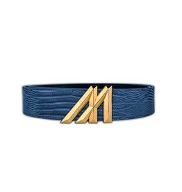 Mint Mint Lizard Belt