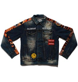 Billionaire Boys Club Billionaire Boys Club Nero Jacket