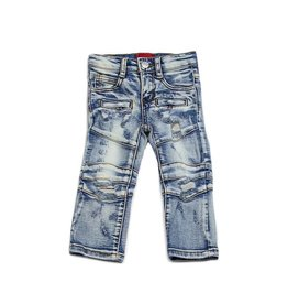 Haus Of Jr Haus Of Jr Mason Biker Panel Denim