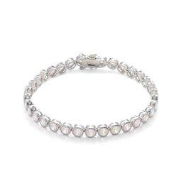 King Ice Bezel Bracelet