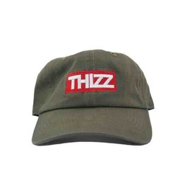 Thizz Thizz Box Logo Dad Hat