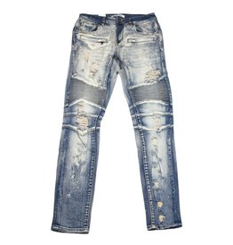 Embellish NYC Embellish Dropkick Biker Denim