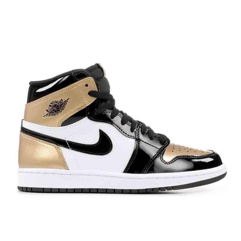 """Jordan Jordan Retro 1 """"Gold Toe"""""""
