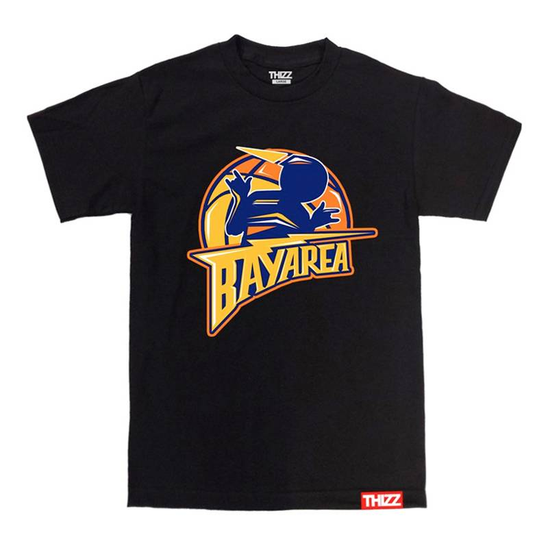Thizz Thizz Warrior Bay Area Tee