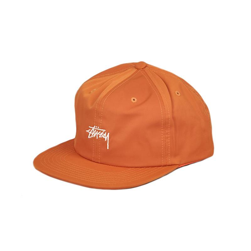 Stussy Stussy Stock Poly Cotton Cap