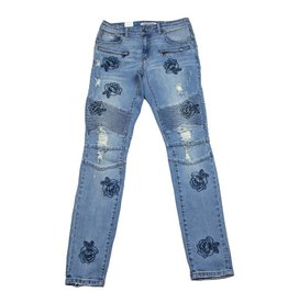 Embellish NYC Embellish Houten Biker Denim