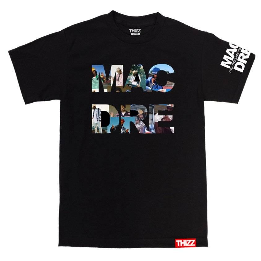 Thizz Thizz x Mac Dre Treal Life Tee