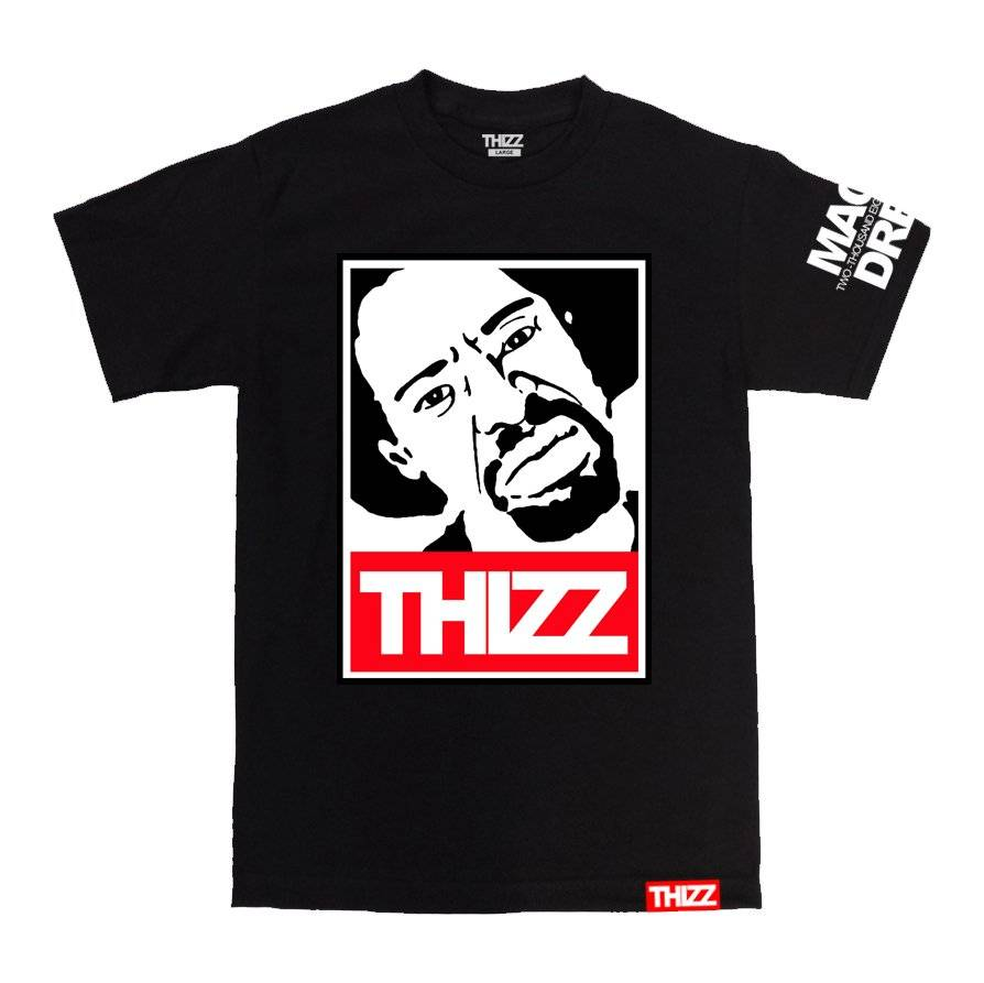 Thizz Thizz x Mac Dre Andre The Giant Tee
