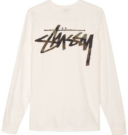 Stussy Stussy Camo Stock Pig Dyed Pocket Long Sleeve