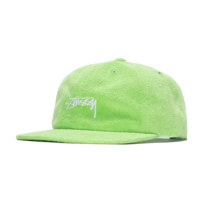 Stussy Stussy Terry Cloth Cap
