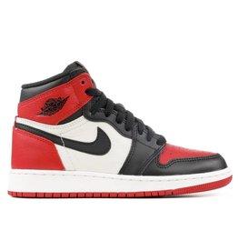 """Jordan Jordan Retro 1 """"Bred Toe"""" GS"""