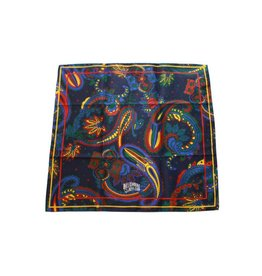 Billionaire Boys Club Billionaire Boys Club Paisley Scarf
