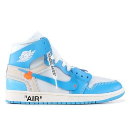 "Nike Jordan Retro 1 ""Off White Blue"""