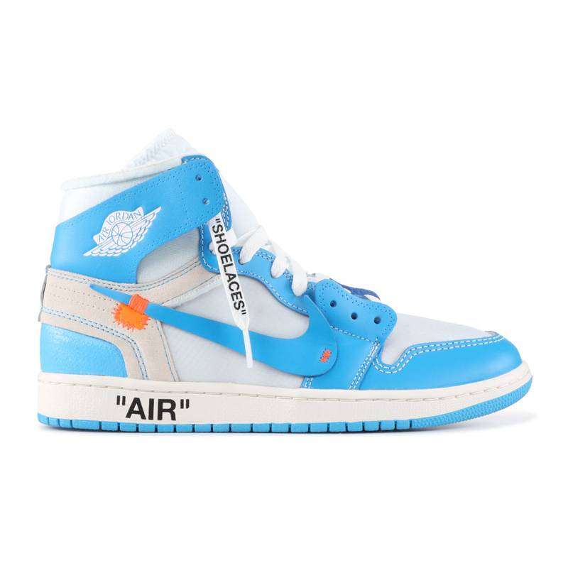 """Nike Jordan Retro 1 """"Off White Blue"""""""