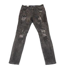 Embellish NYC Embellish Cosmos Biker Denim