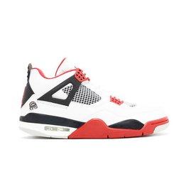 "Jordan Retro 4 ""Fire Red Mars"""