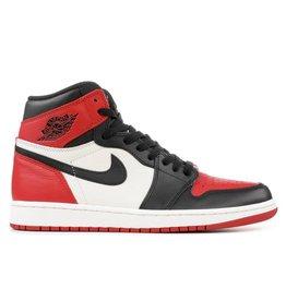 """Jordan Jordan Retro 1 """"Bred Toe"""""""