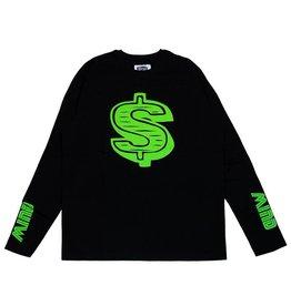Billionaire Boys Club Billionaire Boys Club Moto Dollar LS Knit