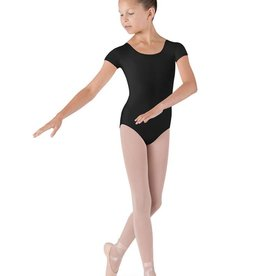 Bloch BL CL5602 Cap Sleeve Leotard