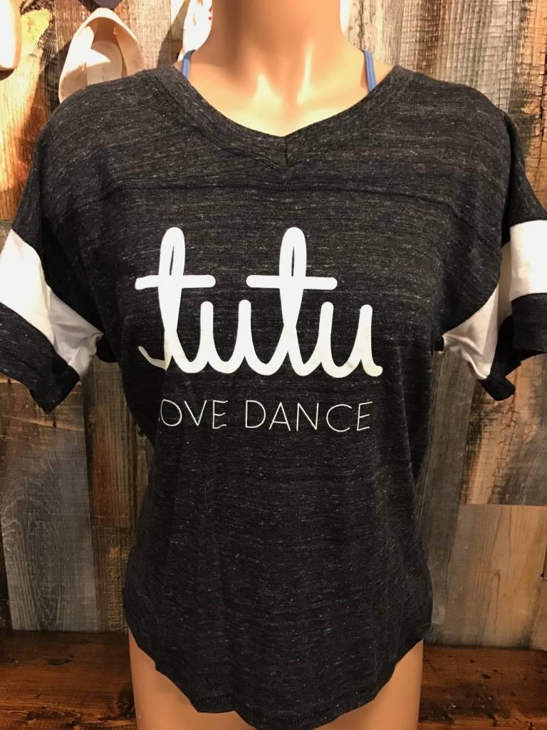 Commonwealth Press Tutu Varsity T-shirt