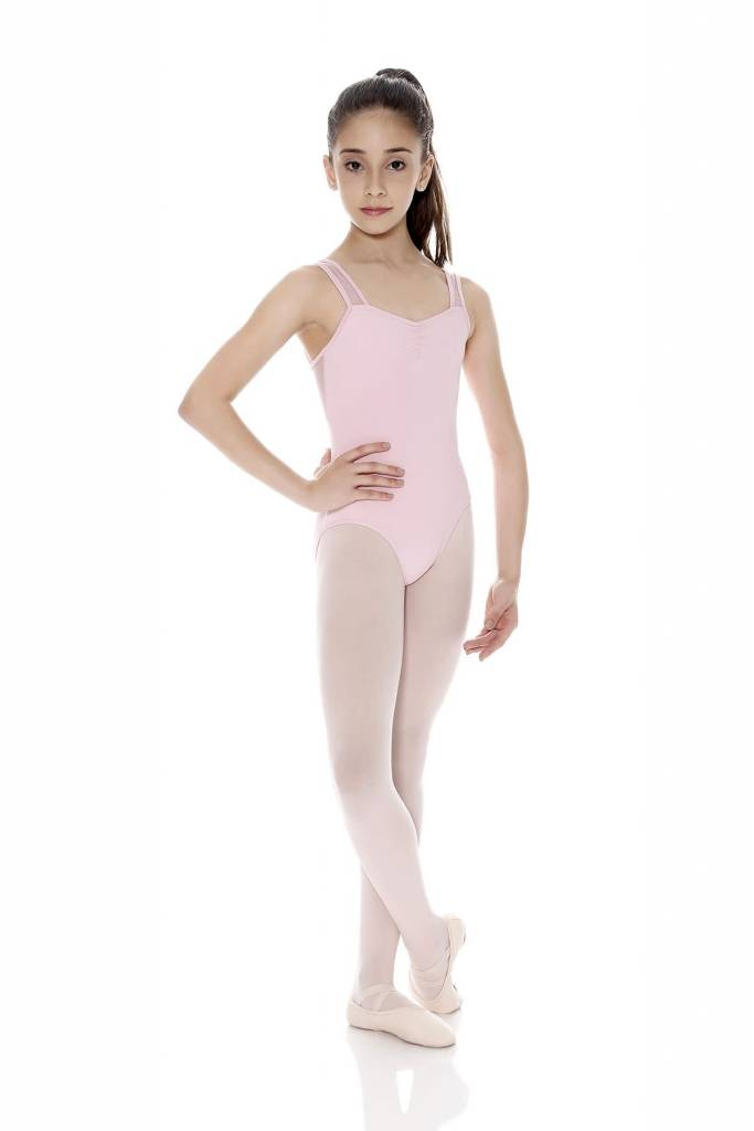 So Danca SD SL-21 Marley Mesh Back Leotard