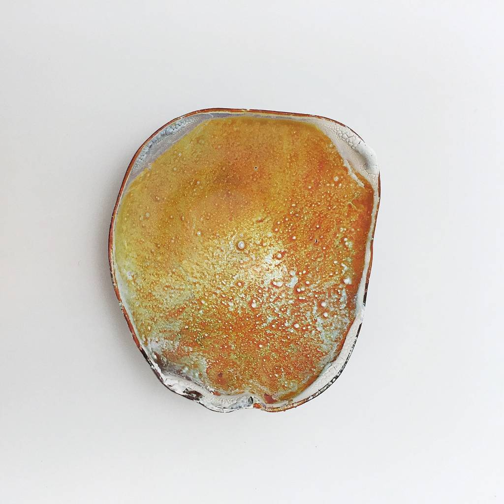 Ginger Meek Allen | Art Jewelry Receiving Bowl #37