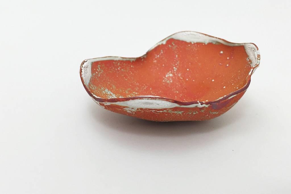 Ginger Meek Allen | Art Jewelry Receiving Bowl #31