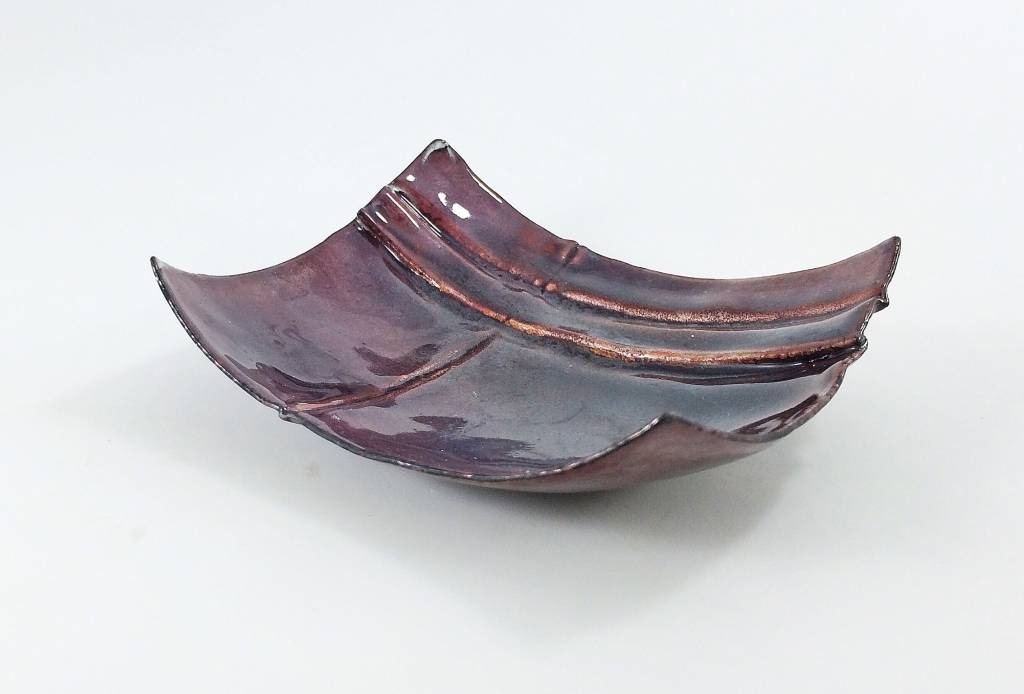 Ginger Meek Allen | Art Jewelry Receiving Bowl #10