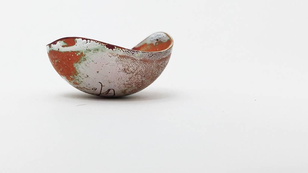 Ginger Meek Allen | Art Jewelry Receiving Bowl #9