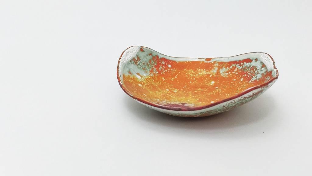 Ginger Meek Allen | Art Jewelry Receiving Bowl #33